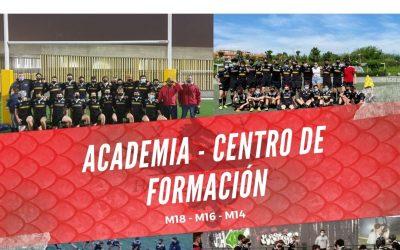 Nuevo proyecto Academia – Centro de Formación